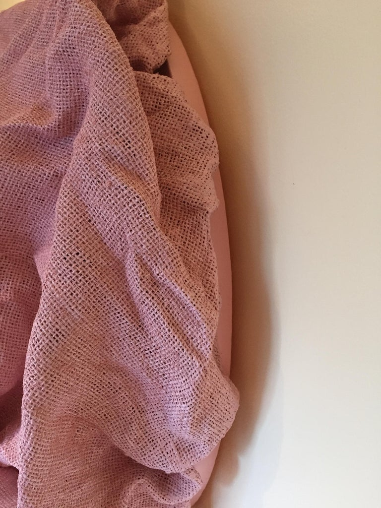 Ballet Pink Folds For Sale 2