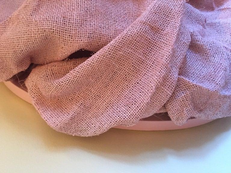 Ballet Pink Folds For Sale 3