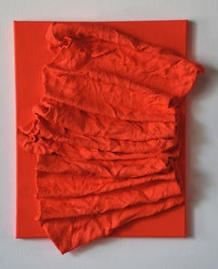 Fluorescent Red Folds