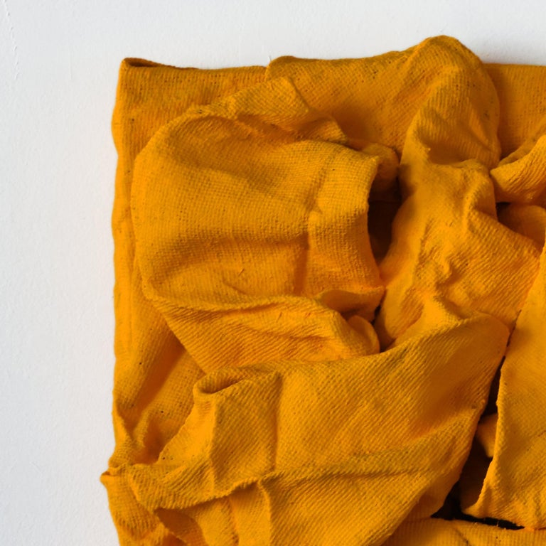 Golden Yellow Folds For Sale 1
