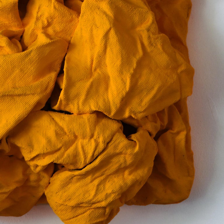 Golden Yellow Folds For Sale 2