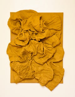 Yellow Ochre Folds 2