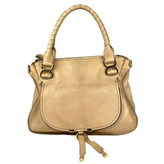 Chloé Marcie Leather Shoulder bag