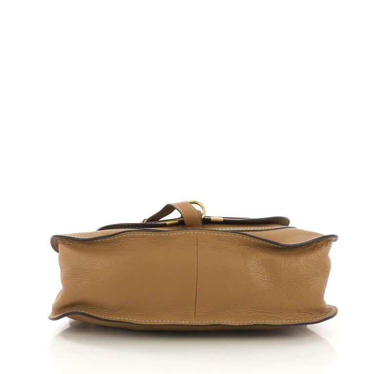 Women's Chloe Marcie Satchel Leather Medium