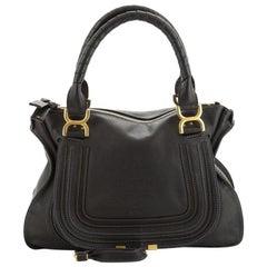 Chloe Marcie Shoulder Bag Leather Medium