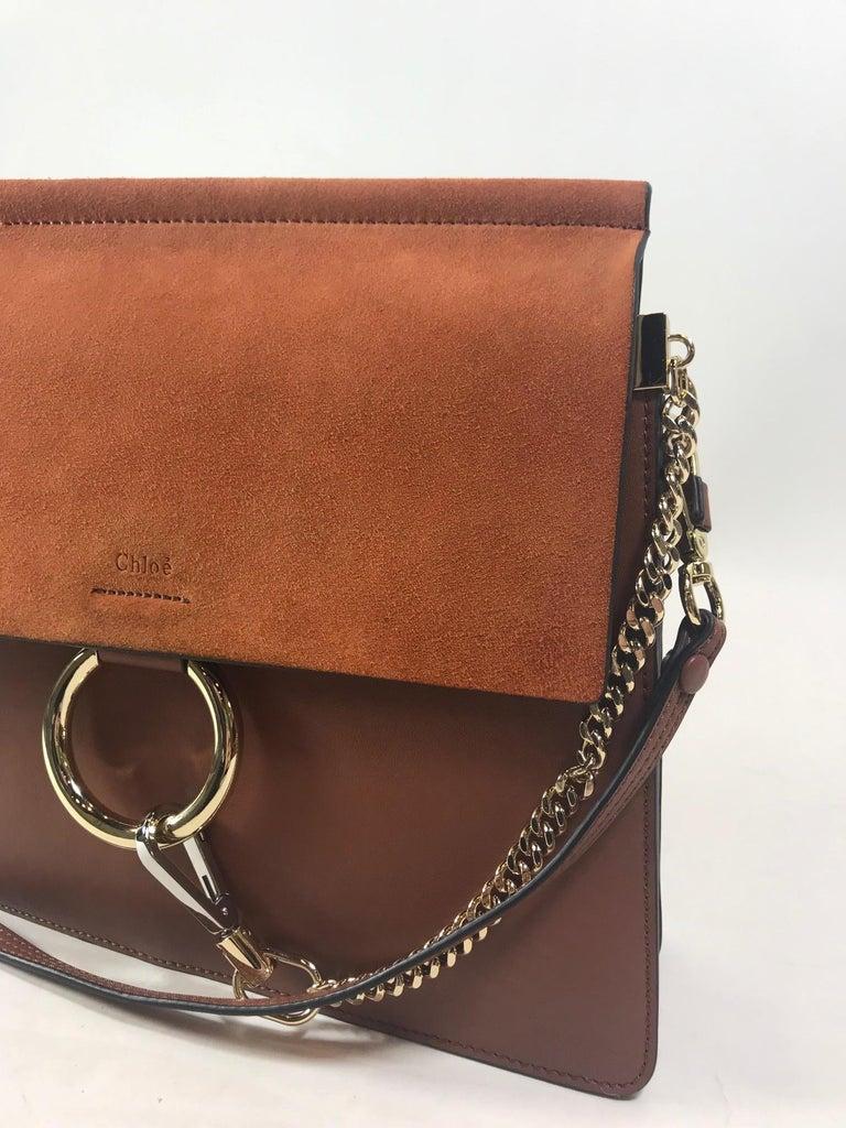 Chloe Medium Faye Bag For Sale 1