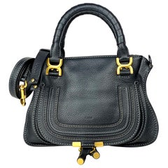 Chloé Mini Marcie Satchel Crossbody Bag
