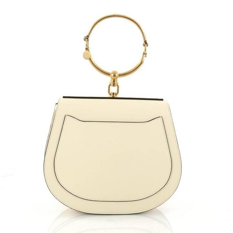 eb094a27e89d Women s Chloe Nile Crossbody Bag Leather Medium For Sale