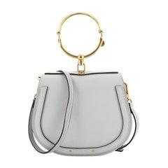 Chloe Nile Crossbody Bag Leather Medium