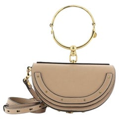 Chloe Nile Crossbody Bag Leather Mini