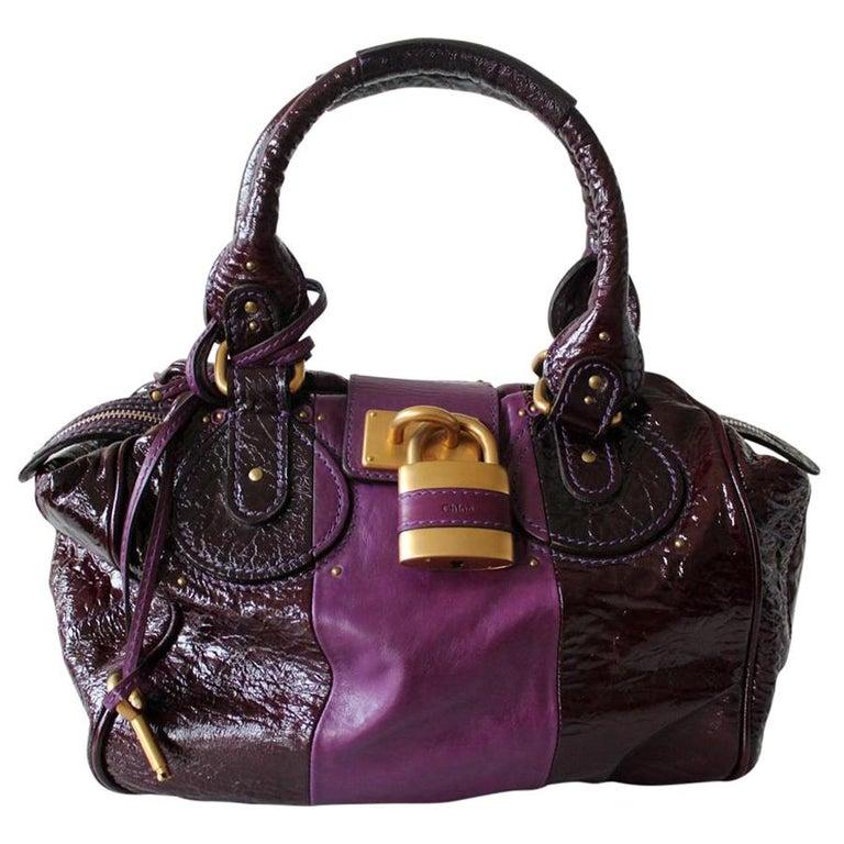Chloé Paddington Bag For Sale