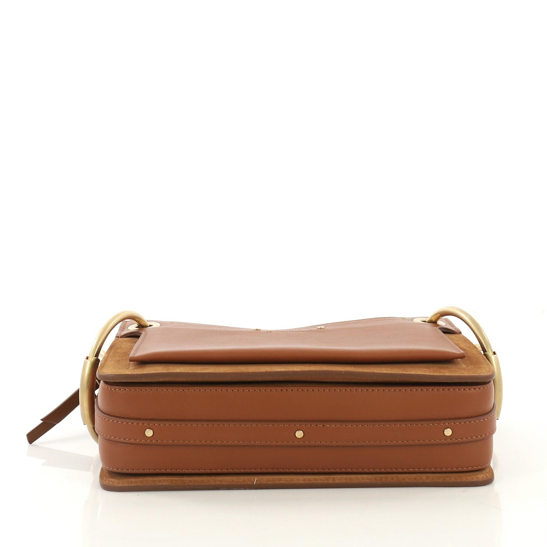 c901c9660 Chloe Roy Shoulder Bag Leather Small at 1stdibs