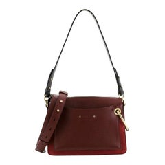 Chloe Roy Shoulder Bag Leather Small