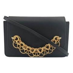 CHLOÉ Shoulder bag in Black Leather
