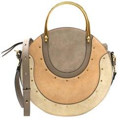 Chloe Suede Pixie Bag