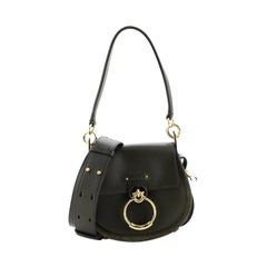 Chloe Tess Bag Leather Small