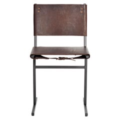 Chocolate and Black Memento Chair, Jesse Sanderson