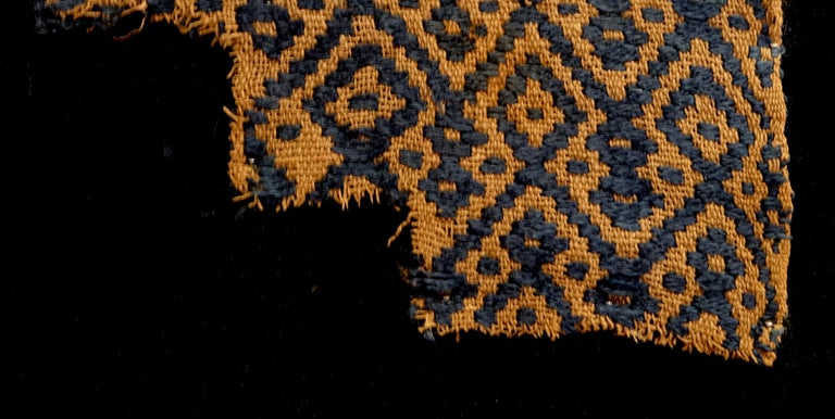 18th Century and Earlier Choice Chimu Pre-Columbian Textile-Peru Ex Ferdinand Anton For Sale