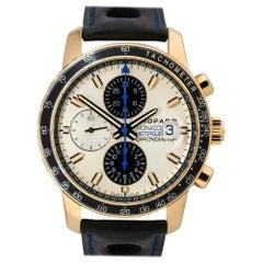 Chopard 161275 Grand Prix De Monaco 18k Rose Gold Watch