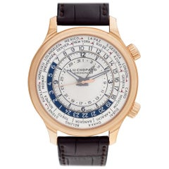 Chopard, Black Dial, Certified and Warranty