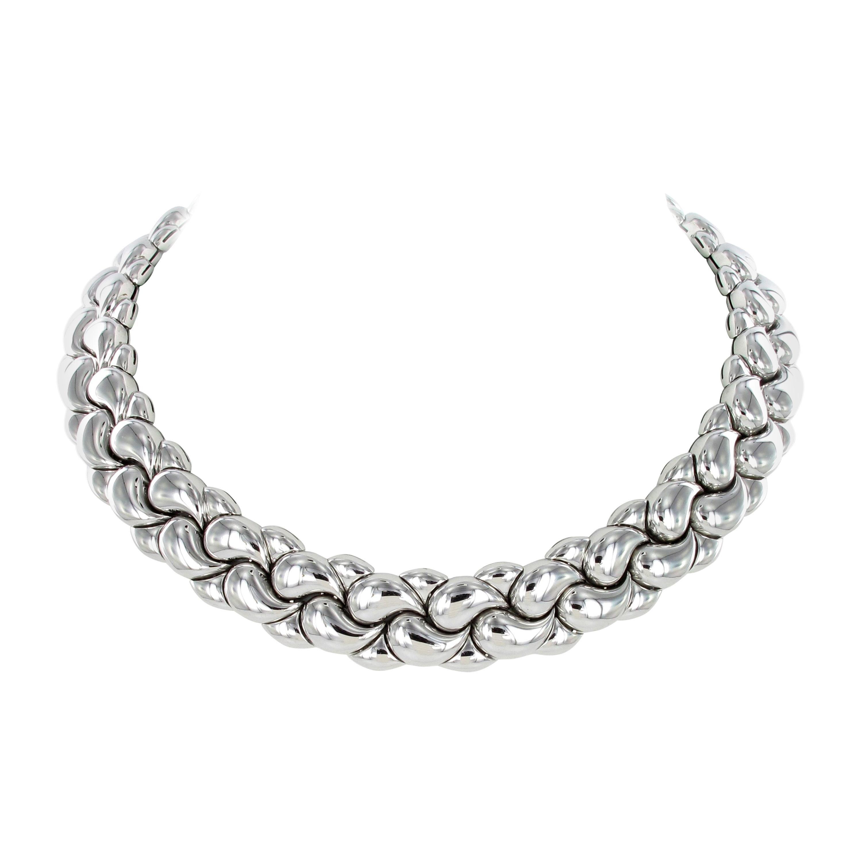Chopard Casmir White Gold Necklace