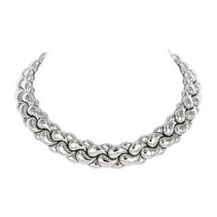 Chopard Casmir White Gold Necklace