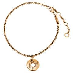 Chopard Chopardissimo 18K Rose Gold Bracelet