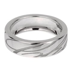 Chopard Chopardissimo White Gold Band Ring
