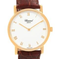Chopard Classique 18 Karat Yellow Gold Mechanical Men's Watch 16/3154