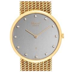 Chopard Classique 18 Karat Yellow Gold Quartz Men's Watch 1091