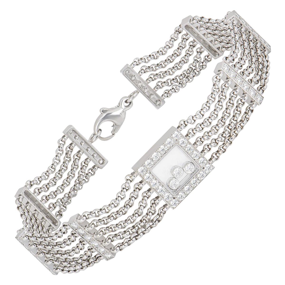 Diamonds Icons Bracelet