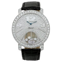 Chopard Diamond Happy Sports Watch