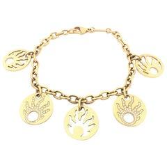 Chopard Diamond Ladies Bracelet 85/6452/0