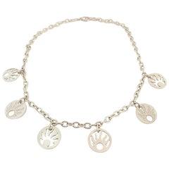 Chopard Diamond Ladies Necklace 81/6670/0W