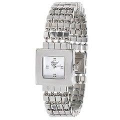Chopard Geneve 117484-1003 Women's Watch in 18 Karat White Gold
