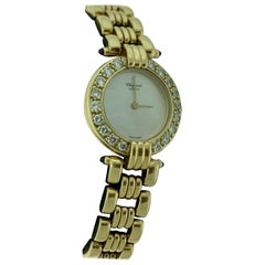 Chopard Geneve Classic Diamond Dial 440296, 899 18 Karat Yellow Gold Watch 67 Gm
