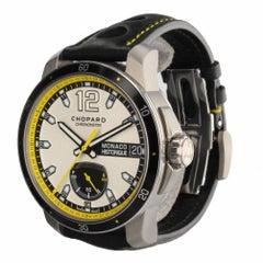 Chopard Grand Prix de Monaco Power Control Titan Uhr 168569-3001 Box und Papiere