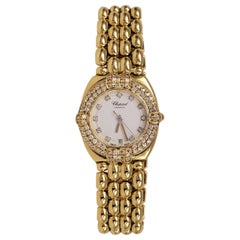 Chopard Gstaad Gold and Diamond Ladies Watch