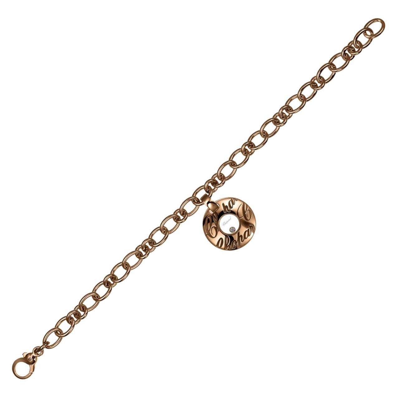 Chopard Happy Diamond Bracelet 857600/5001