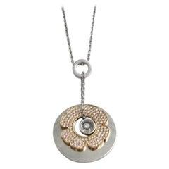 Chopard Happy Diamond Clover Necklace 79/6473/0/20W