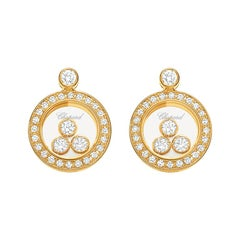 Chopard Happy Diamond Earring 833957-0001