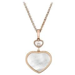 Chopard Happy Diamond Happy Heart Necklace 797482-5301