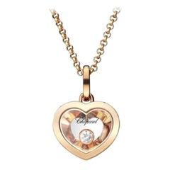 Chopard Happy Diamond Happy Heart Necklace 797773-5001