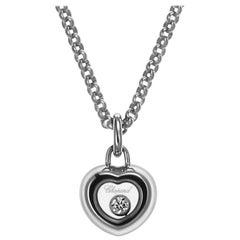 Chopard Happy Diamond Heart Pendent 799006/1001
