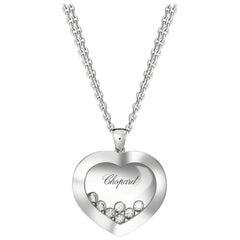 Chopard Happy Diamond Heart Pendent 799202/1001