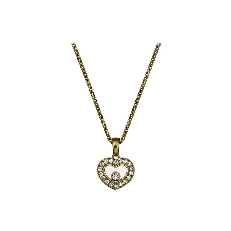 Chopard Happy Diamond Heart Pendent 79A054/0201