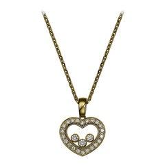 Chopard Happy Diamond Heart Pendent 79A611/0201