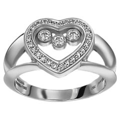 Chopard Happy Diamond Heart Ring 824502-1112