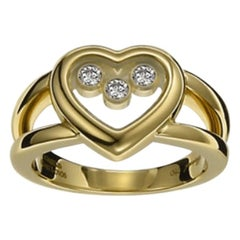 Chopard Happy Diamond Heart Ring 824611-0109