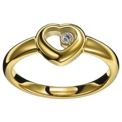 Chopard Happy Diamond Heart Ring 824854-0110